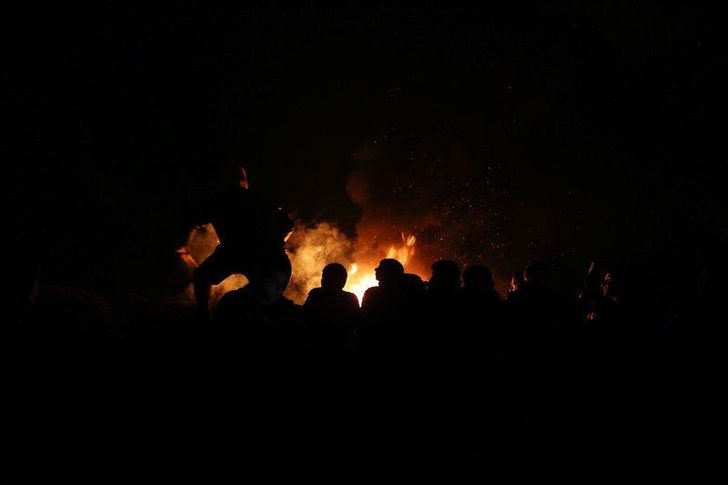 الاحتلال يزعُم: العثور على صاروخ في مستوطنات غلاف غزة