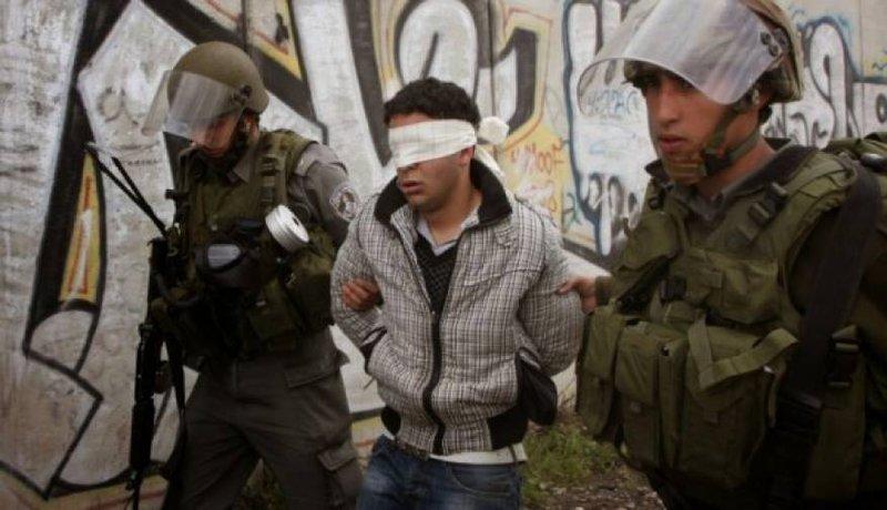 قوات الاحتلال تعتقل فتى من مخيم جنين