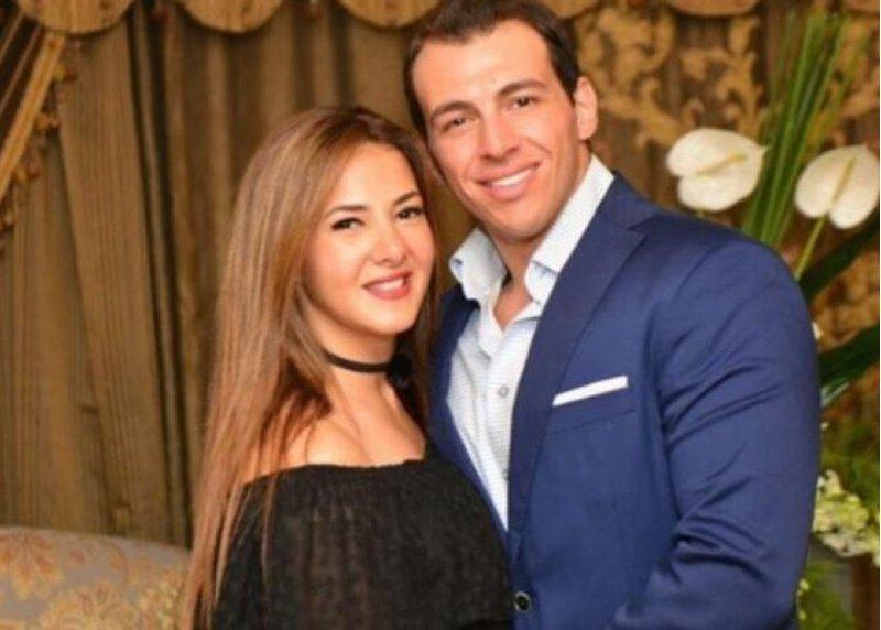 زوج دنيا سمير غانم يدخل عالم التمثيل