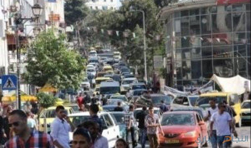 بحث حلول للأزمية المرورية على خط رام الله
