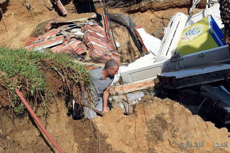 فيضانات تونس: ارتفاع حصيلة الضحايا