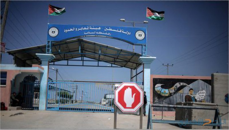 وفد أمني مصري يصل غزة لبحث ملفات مهمّة