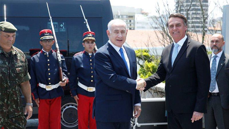 كبار قادة الجيش البرازيلي يعارضون نقل سفارة بلادهم الى القدس