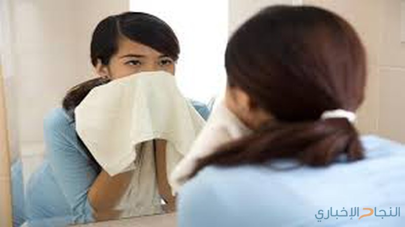 """استخدام المنشفة لتجفيف الوجه """"عادة مدمرة"""""""
