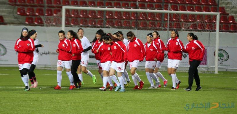 منتخبنا النسوي الأولمبي يبحث عن الفوز أمام الأردن