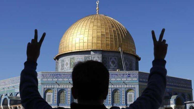 المفتي: الدفاع عن الأقصى واجب عربي إسلامي وليس على المصلين فقط