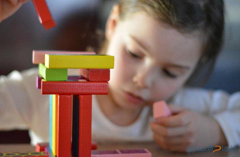 دراسة:اللعب بالمكعبات يساعد في بناء شخصية الطفل