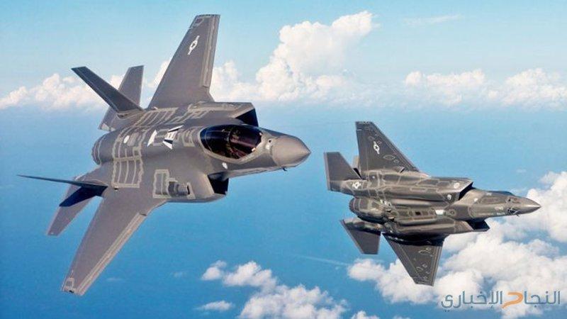""""""" إسرائيل"""" تتسلم طائرتين جديدتين من طراز إف35"""