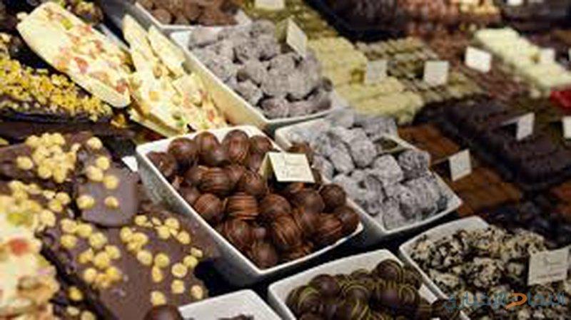 ما الكمية الصحية للشوكولاتة؟