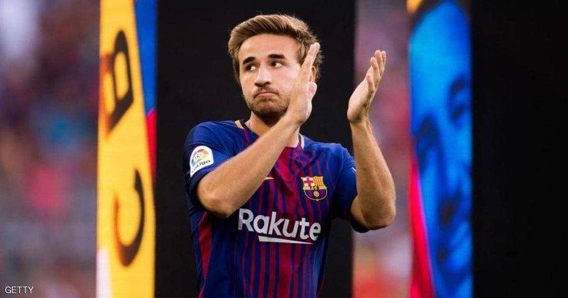 إنييستا يخطف لاعب برشلونة الواعد