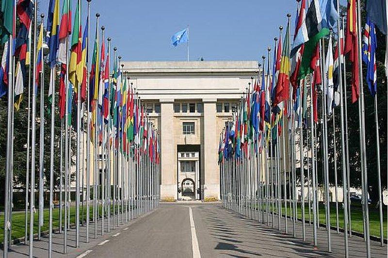 ندوة بمقر الأمم المتحدة في جنيف حول السلام العادل