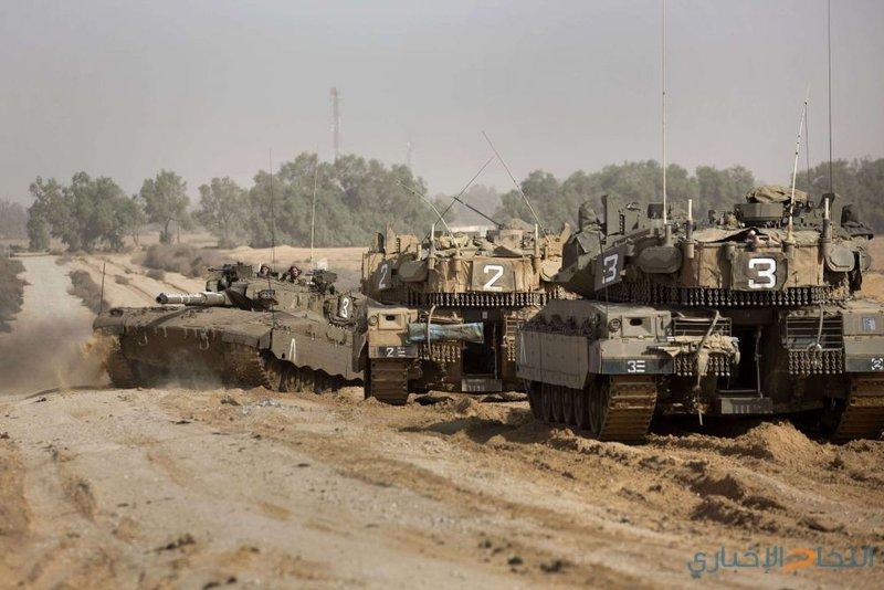 توغل محدود لآليات الاحتلال شرق بيت حانون