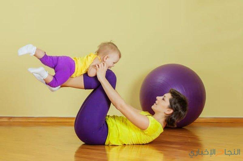 تخلصي من وزن الحمل بـ5 نصائح بسيطة