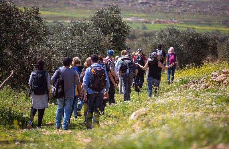 لفداوي: الهدف من مسارات التوثيق والاستكشاف في فلسطين