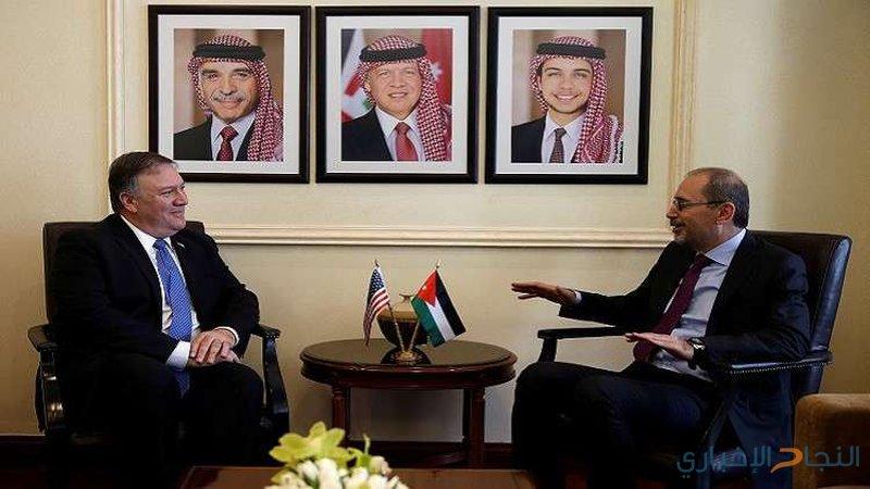 ماذا قال وزير الخارجية الامريكي عن حل الدولتين ومسيرات العودة؟