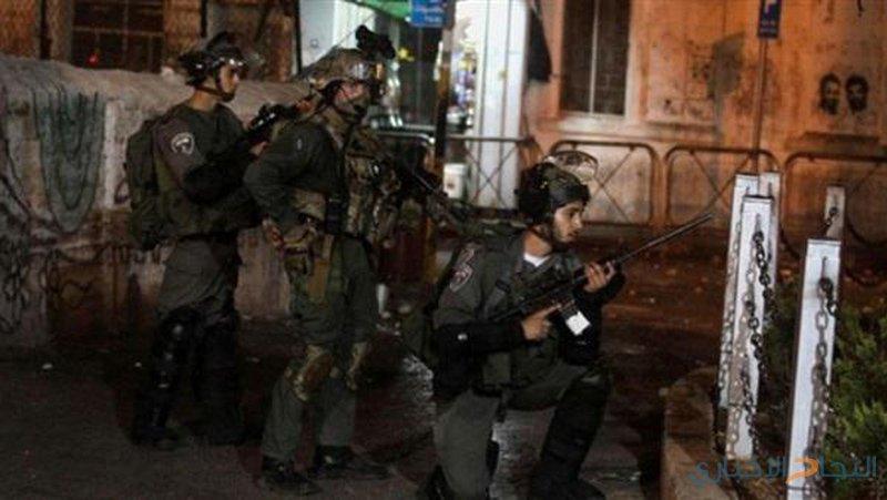 إصابات بالاختناق بمواجهات مع جيش الاحتلال في تقوع