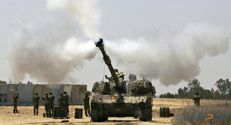 """""""الكابنيت"""" يوعز بمواصلة العمليات العسكرية ضد سوريا"""