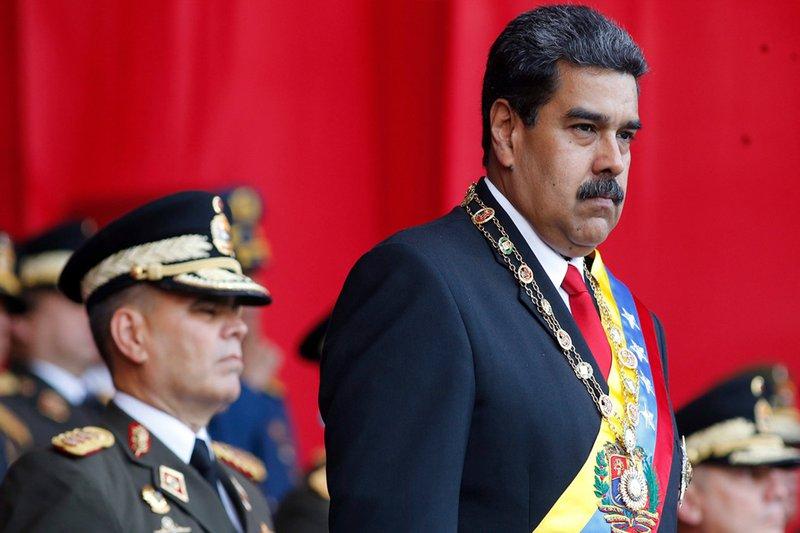 مادورو:هجوم الولايات المتحدة على التيار الكهربائي عملاً ارهابياً