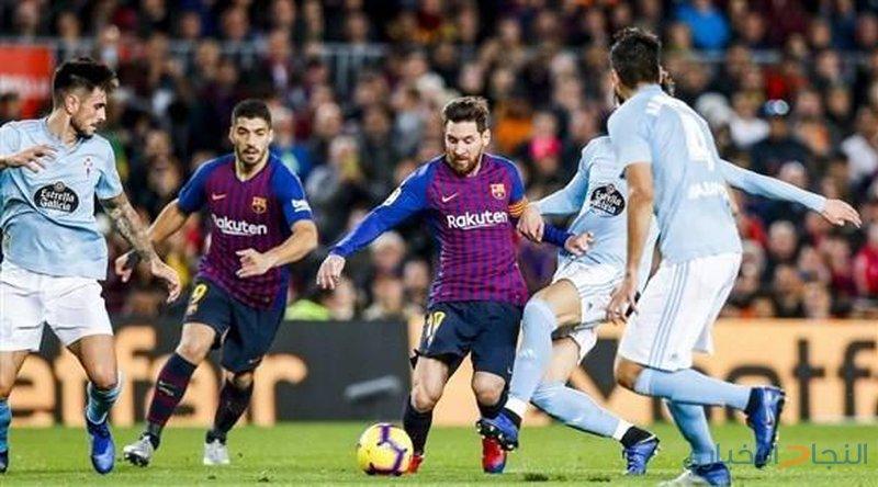 23 دقيقة تكلف برشلونة مبلغا طائلا