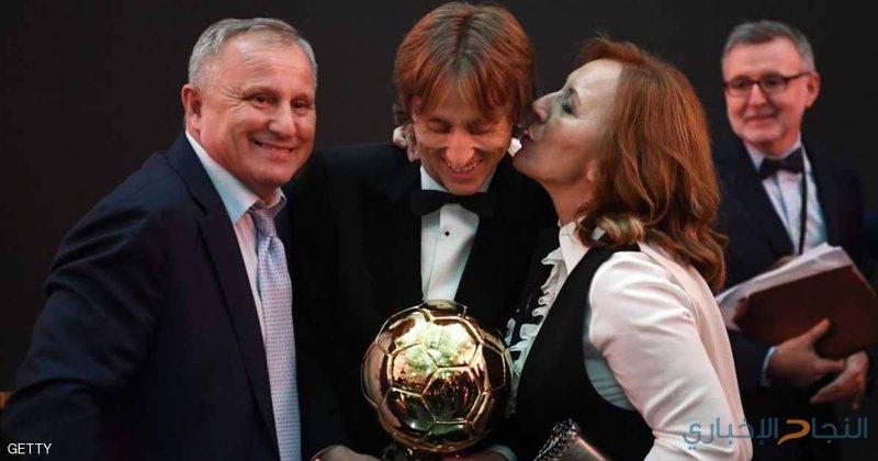 مودريتش يحسمها للأبد مع ريال مدريد