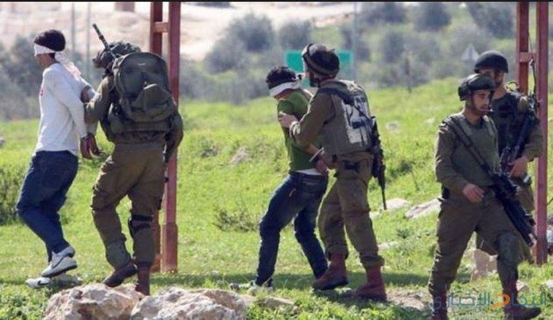 الاحتلال يعتقل  5 طلبة من سلوان