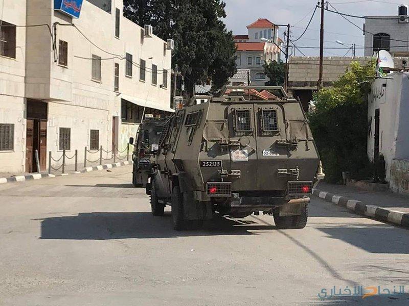 الاحتلال يحاصر منزل عائلة أشرف نعالوة