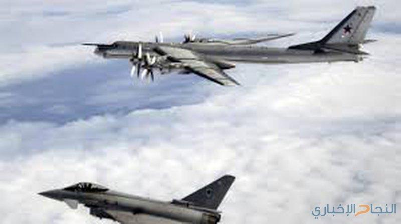 روسيا تعترض  مقاتلات فرنسية  فوق سوريا