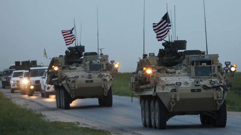 انسحاب محتمل للقوات الأمريكية من سوريا خلال اسابيع