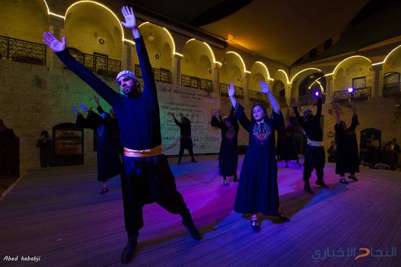 مهرجان نابلس.. حضور ثقافي مُشرِّف