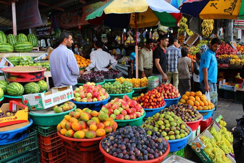 انخفاض طفيف على مؤشر غلاء المعيشة الشهر الماضي
