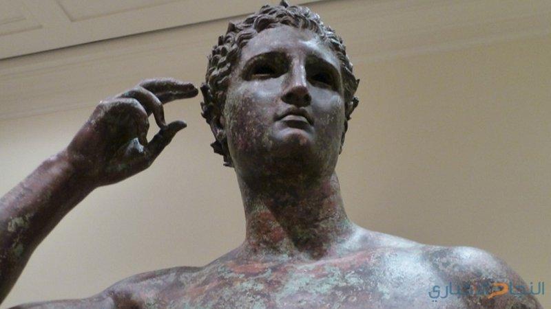 خلاف إيطالي أمريكي بسبب تمثال!