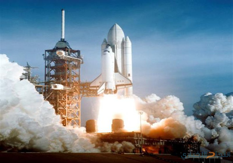 فيديو مذهل لسفينة فضائية تغادر الأرض