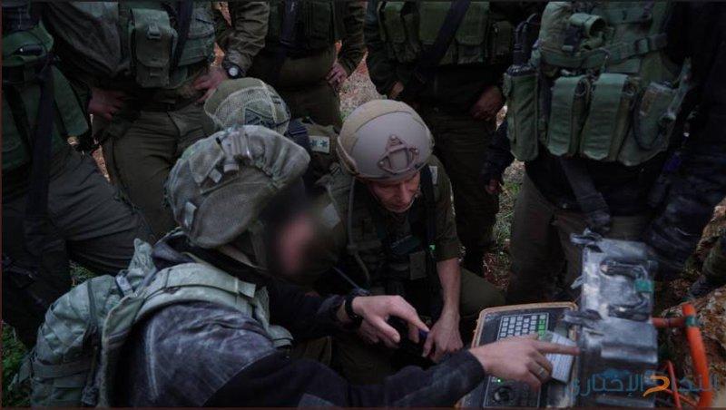 """الاحتلال يكافح """"أنفاق حزب الله"""" بالخنادق"""