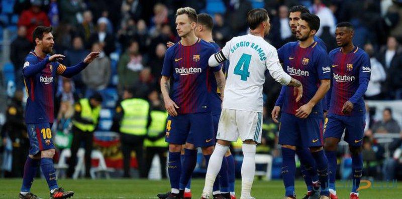 برشلونة يهزم ريال مدريد في الرواتب !