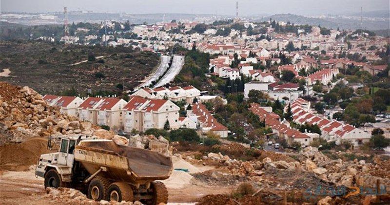 فرنسا تدين قرارات بناء مئات الوحدات السكنية الاستيطانية في الضفة