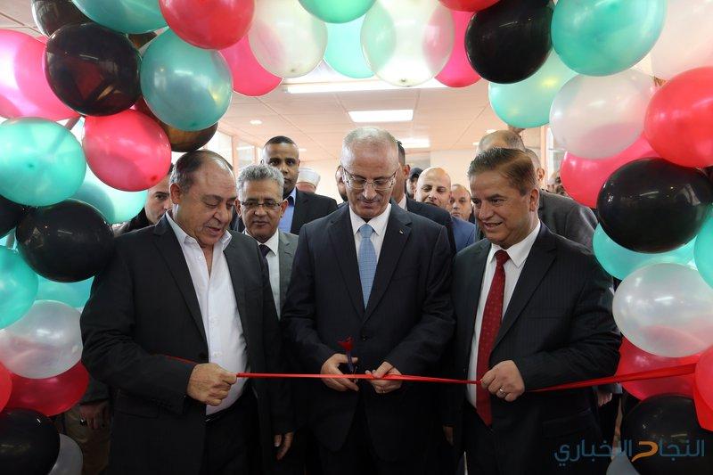 الحمدالله: الحكومة تصرف 96 مليون دولار في قطاع غزة