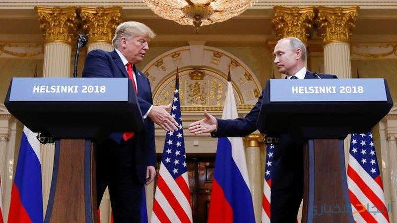 واشنطن: ترامب سيلتقي بوتين خلال قمة العشرين