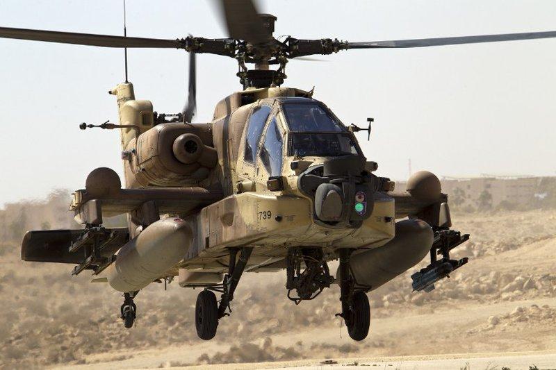 تحطم طائرة عسكرية إسرائيلية قرب مدينة القدس