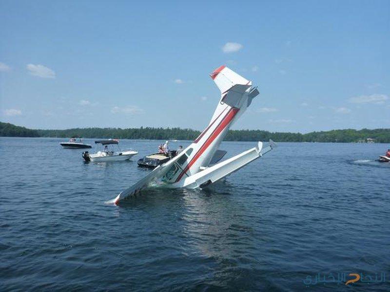 سقوط طائرة ومقتل الطيار أمام عائلته في ايطاليا