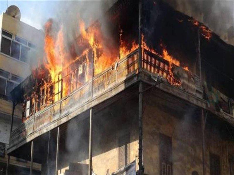 وفاة ثلاث شقيقات بحروق جراء حريق في منزلهم برفح