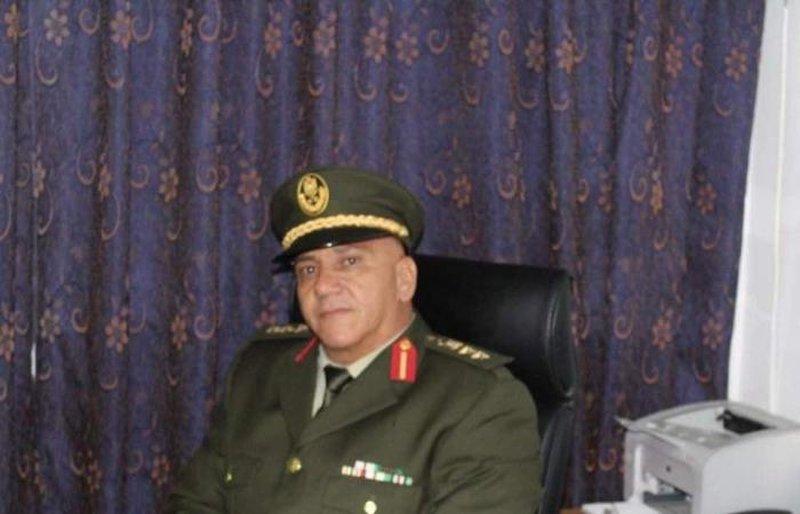 استشهاد نائب قائد منطقة بيت لحم بنوبة قلبية خلال قيامه بواجبه