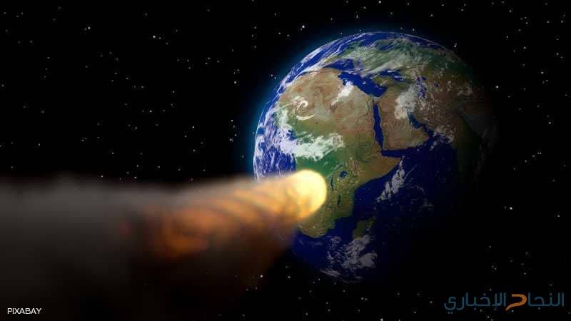 """""""ناسا"""" تحذر من اقتراب كويكبين عملاقين من الأرض"""