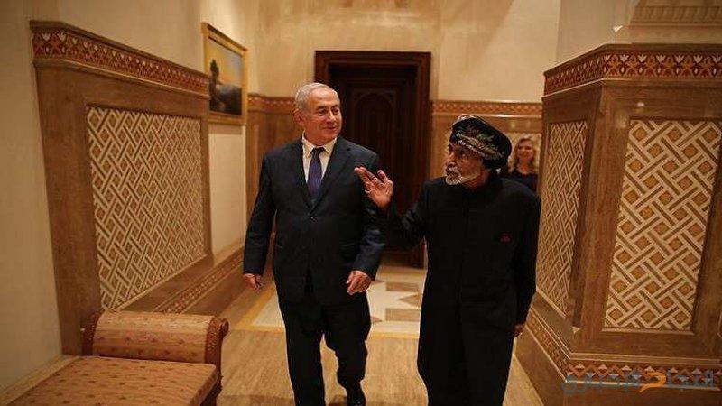 نتنياهو: زيارتي لـ عُمان ستتبعها زيارات لدول عربية