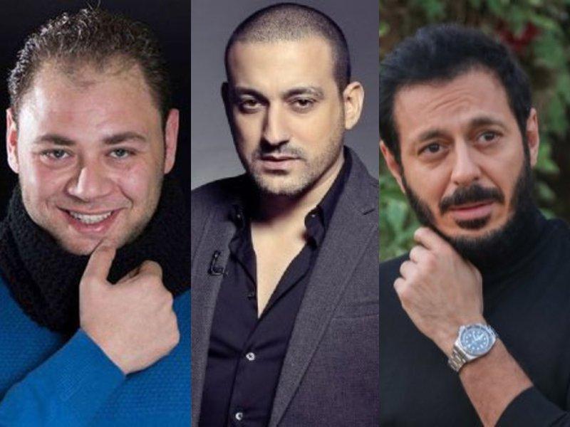 """هؤلاء أشقاء مصطفى شعبان فى """"أبو جبل"""" رمضان المقبل"""