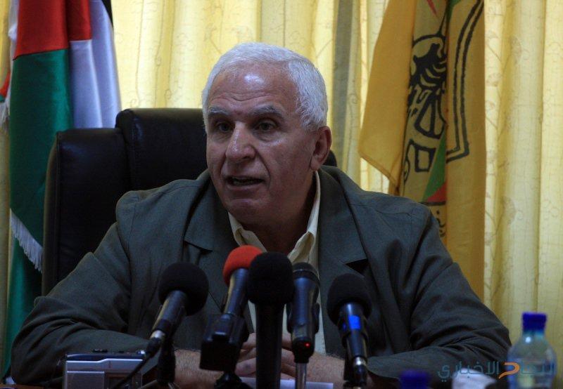 الأحمد: حراك مصري جديد لتحقيق المصالحة قريبا