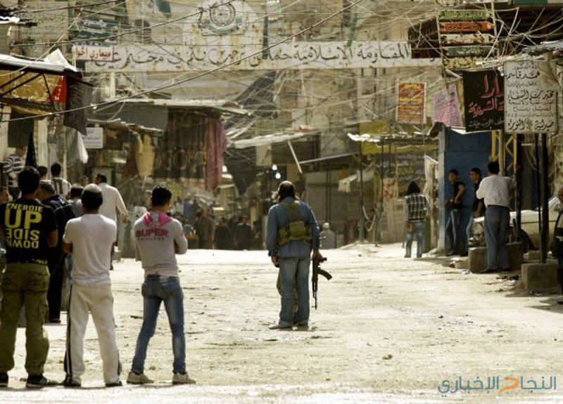 """أهالي """"عين الحلوة"""": لضمان إعادة الإعمار وتعزيز الأمن"""