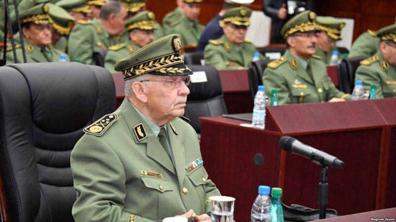 الجزائر.. رئيس أركان الجيش يتعهد بالحفاظ على أمن بلاده