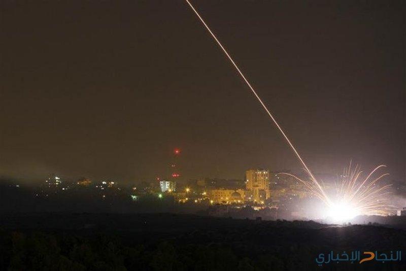 الاحتلال: اطلاق رشقة صواريخ من غزة تجاه المستوطنات