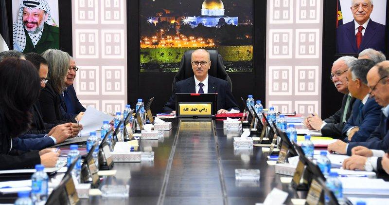 الحمد الله:الحكومة حققت الاستدامة المالية وانجزت 90% من اعمار غزة