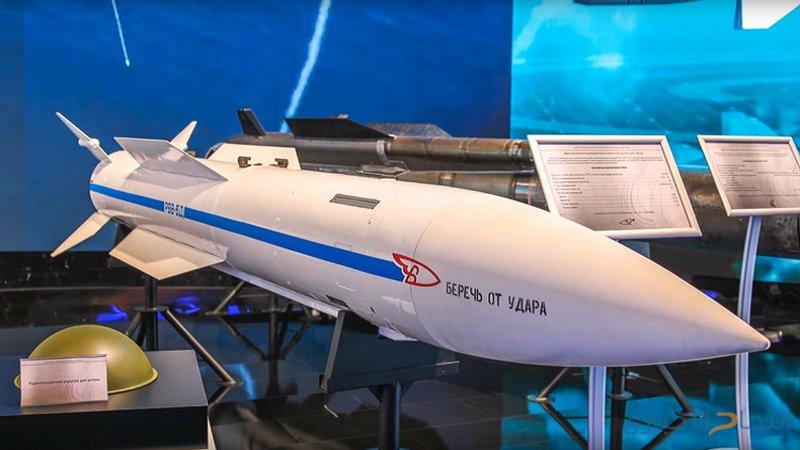 روسيا تزود مقاتلات الجيل الخامس بصواريخ فرط صوتية